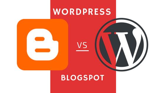 wordpress czy blogspot co wybrać