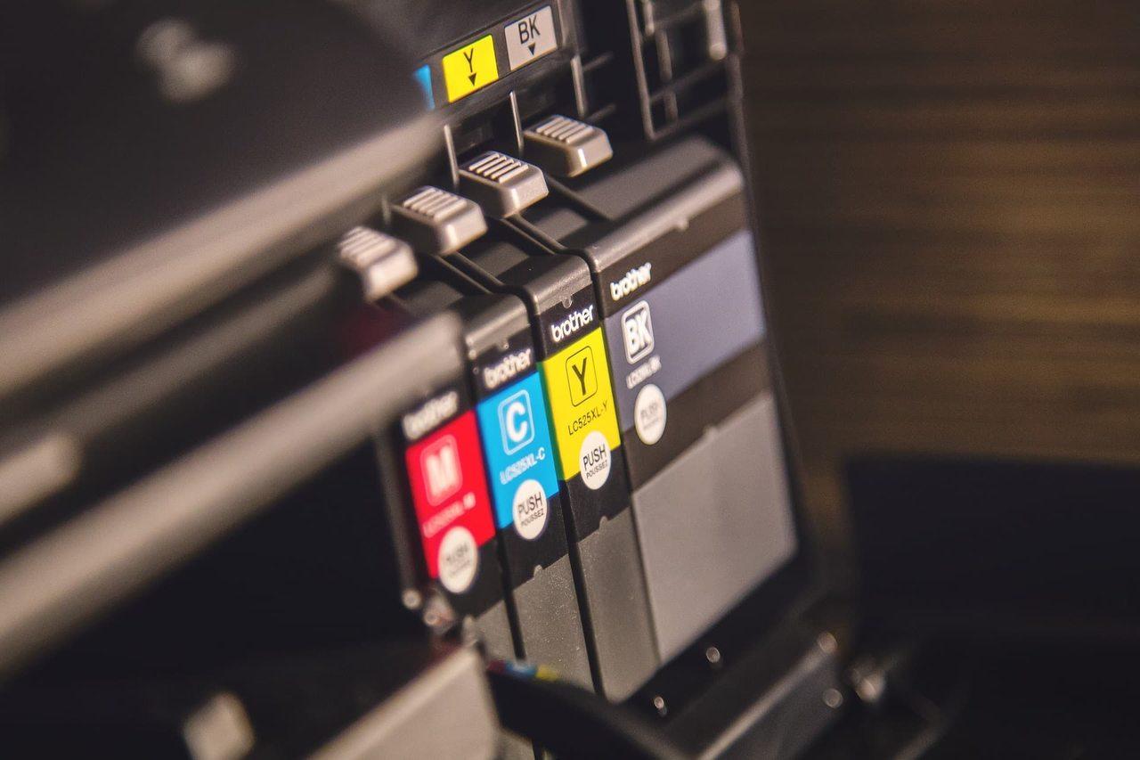rodzaje tuszu do drukarek